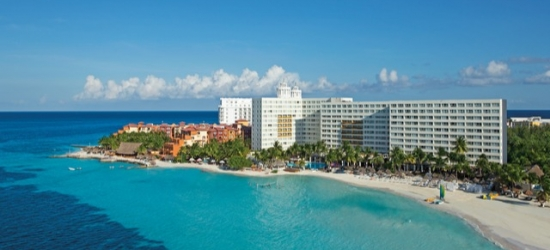 $ Based on 2 people per night | All-inclusive luxury at a stunning Cancún resort, Dreams Sands Cancun Resort & Spa, Mexico