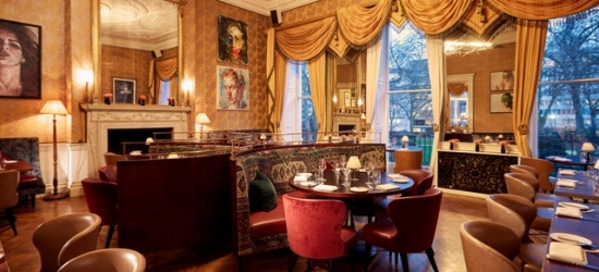 $ Based on 2 people per night   Elegant London stay at an exclusive member's club, Home House, Marylebone, UK