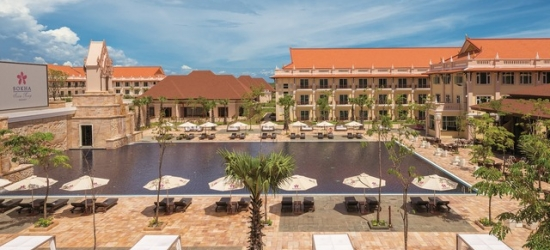 Based on 2 people per night | Sprawling Siem Reap resort near the city's sights, Sokha Siem Reap Resort & Convention Center, Cambodia