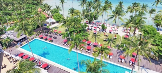 Based on 2 people per night   5* Thai island resort with private beach, The Emerald Cove Koh Chang, Thailand