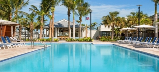 $ Based on 2 people per night | Upscale and trendy Key West hotel, The Gates Hotel, Florida