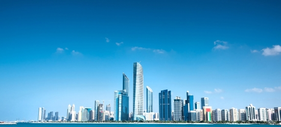 5-star all-inc Abu Dhabi holiday & sea view
