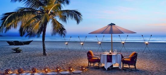Goa: 5-star beach holiday & breakfast