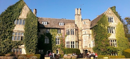 £99 & up -- Cotswolds Tudor manor stay inc dinner