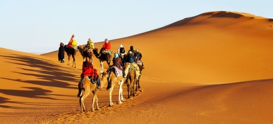✈ Marrakech: 3 to 7 Nights at a Choice of 4* Hotels with Breakfast, Flights and Option for Camel Tour and Transfers*