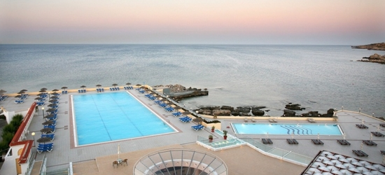 ✈ Rhodes: Up to 7-Night Ultra All-Inclusive Stay at 5* Eden Roc Resort Hotel with Return Flights*