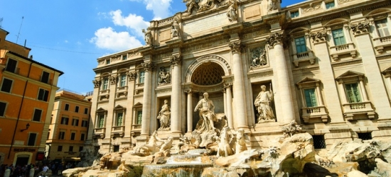 ✈ Rome and Florence: 4 or 6 Nights at Choice of Hotels with Flights and Train Transfer*
