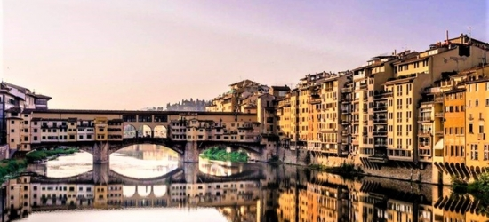 Florence: Superior Double Room for Two with Breakfast and Spa Access at Hotel Grifone