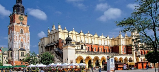 ✈ Krakow: 2-4 Nights at a Choice of 5* Hotels with Flights and Option for Auschwitz Tour*