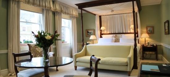 Londra: camera Superior o Executive con colazione + cena con vino opzionale per 2 persone presso l'hotel The Cranley 4*
