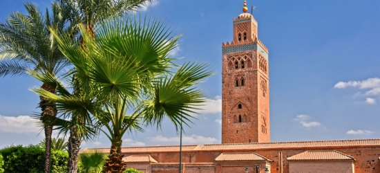 Luxury All-Inclusive 4* or 5* Marrakech Stay - Central Locations!
