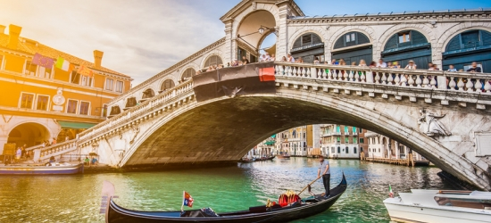 4* Luxury Venice Break, Breakfast  - Dates till Oct 2020!