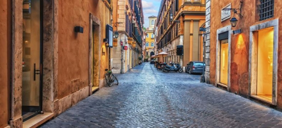 4* Central Rome Escape & Transfers - Near Colosseum & Spanish Steps!
