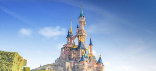 Disneyland Paris Stay & Return Eurostar - Park Ticket Included!