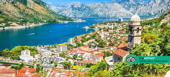 4* Half-Board Montenegro Beach Getaway