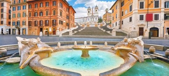 Central Rome City Break  - Optional Big Bus Tour!