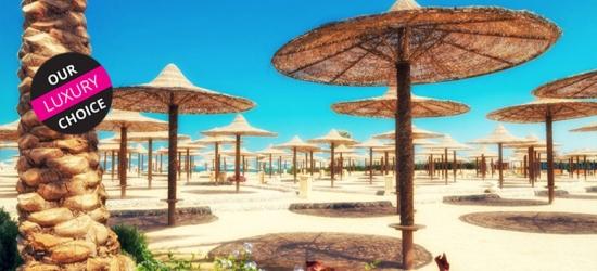 5* All-Inclusive Hurghada Holiday  - Beachfront Location!
