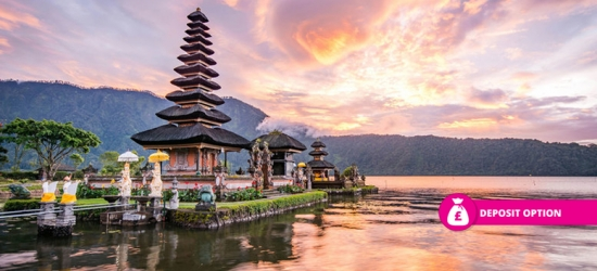 4* Bali & Gili Trawangan Multi-Centre Getaway, B'fast