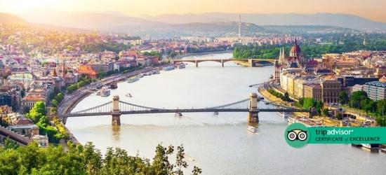 Central Budapest Escape, Flights & Széchenyi Spa Entrance Pass