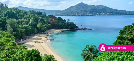 14nt 4* Phuket, Thailand Spa Escape, Welcome Drink & Pool View Room!
