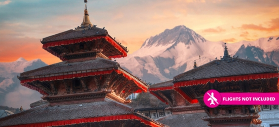 10-Day Best of Nepal Escape, Sightseeing Tours & Jungle Activities