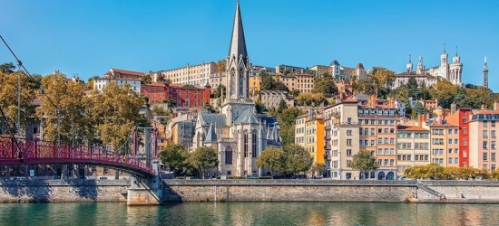 Lyon City Break & Eurostar Travel - Award-Winning Hotel!
