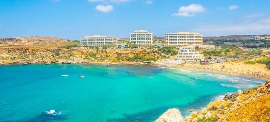 4* or 5* Luxury Malta Beachfront Holiday, Breakfast