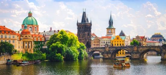 Prague, Vienna & Budapest Multi-City Escape, Return Flights & Transfers