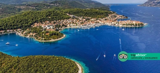4* Half-Board Croatia Beach Break  - Korcula Island!