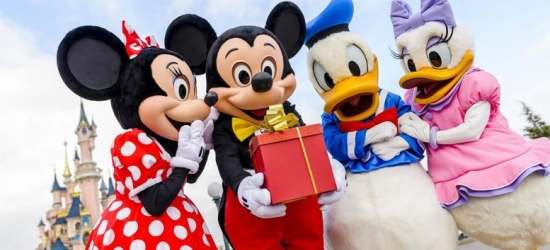 Disneyland Paris Escape  - Optional 1-Day 2-Park Ticket!