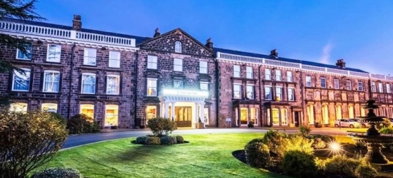 4* Central Harrogate Break, Dinner & Drinks for 2 @ Cedar Court Hotel
