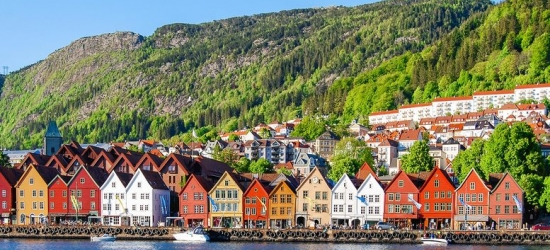 Oslo & Bergen, Norway Trip, Transfers  - Choice of Hotels!