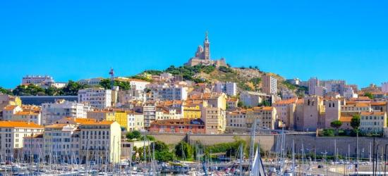 Central Marseilles City Getaway