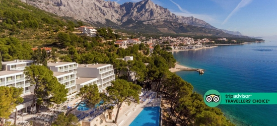 5* Half-Board Croatia Dalmatian Coast Break - Award-Winning Hotel!