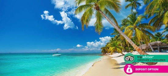 5* All-Inclusive Punta Cana Beach Stay - Award-Winning Resort!