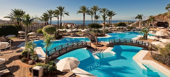 5* Tenerife escape w/breakfast & flights