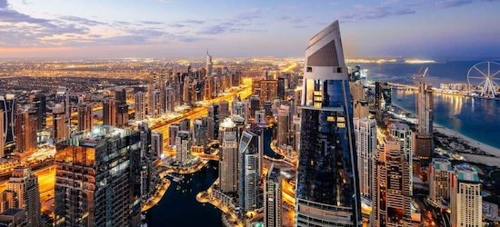 4* Dubai: 3 nights + flights