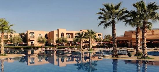 4* Morocco getaway w/breakfast & flights
