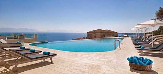5* luxury Peloponnese getaway w/breakfast & flights