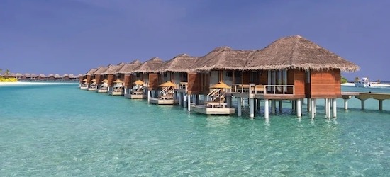 5* luxury Maldives escape w/breakfast & flights