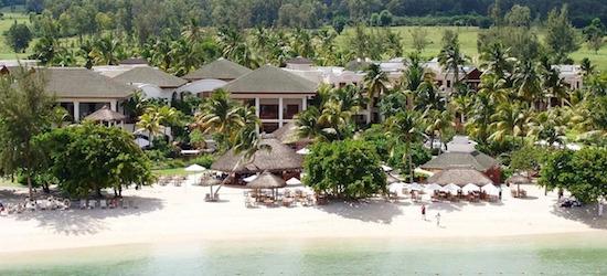 5* luxury Mauritius getaway w/breakfast & flights