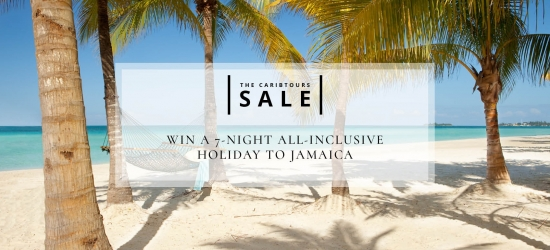 Win a week's all-inclusive escape to Jamaica