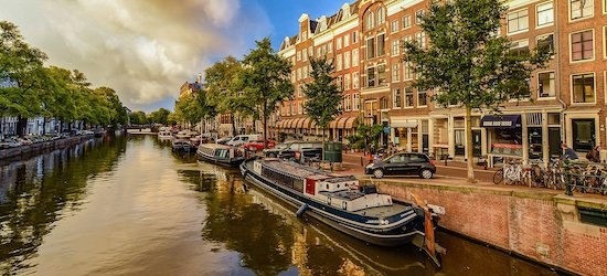 4* Amsterdam: 2 nights + flights