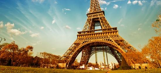 4* Paris: 2 nights + flights