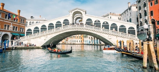 4* Venice: 2 nights + flights