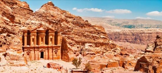 Jordan: Hashemite Kingdom & Dead Sea Escape