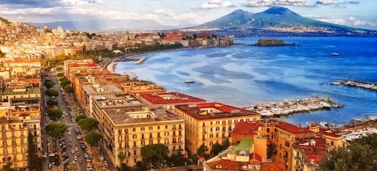 4* Naples: 3 nights + flights