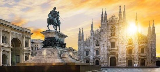 4* Milan: 3 nights + flights