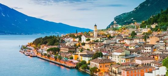 4* Lake Garda: 7 nights + flights