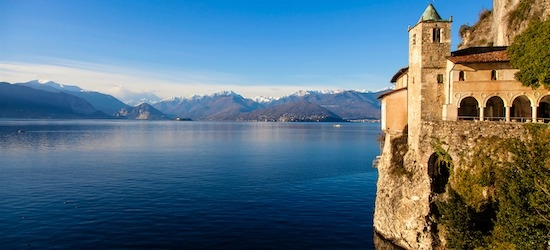 4* Lake Maggiore: 7 nights + flights